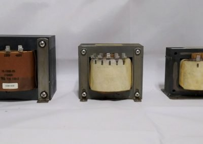 Single Phase Core Type Transformer