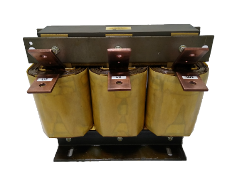 three phase inductors & chokes